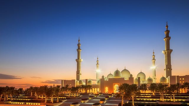 Abu Dhabi - Muslims of the World