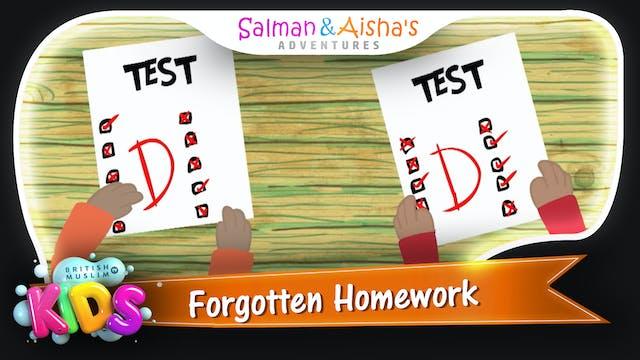 Forgotten Homework