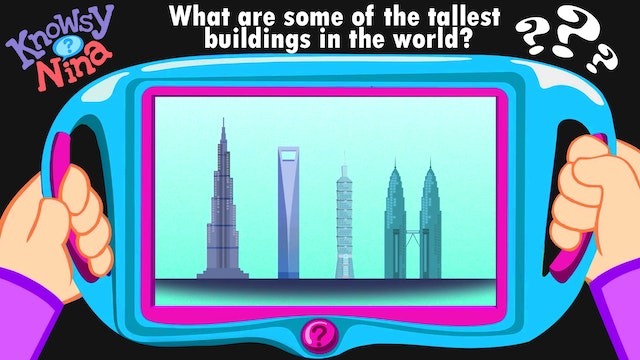 What are some of the tallest building...