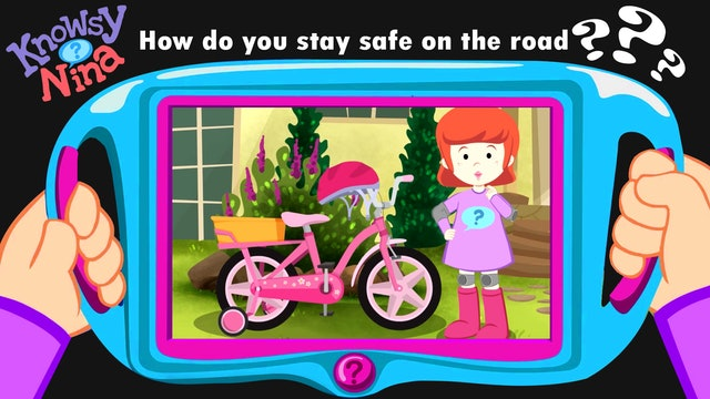 How do you stay safe on the road?