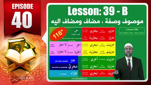 Lesson 39b- English Short course 2-Un...