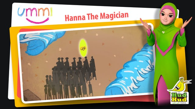 Hanna The Magician