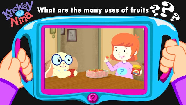 What are the many uses of fruits?