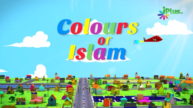 Colors of Islam