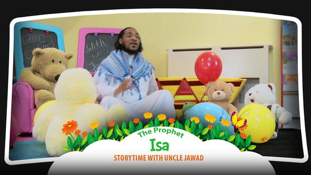 The Prophet Isa | Storytime with Uncl...