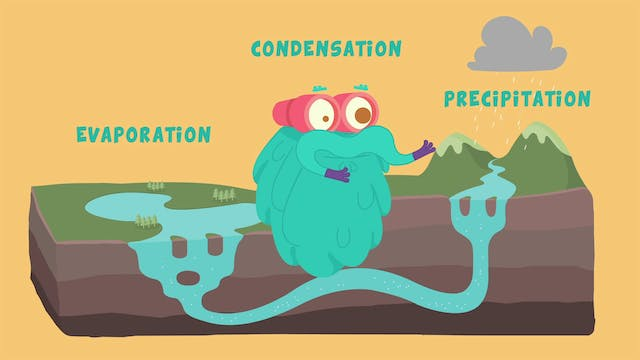 The Water Cycle  The Dr. Binocs Show ...