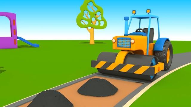 Road Planer
