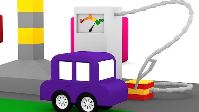 Gas Truck Construction