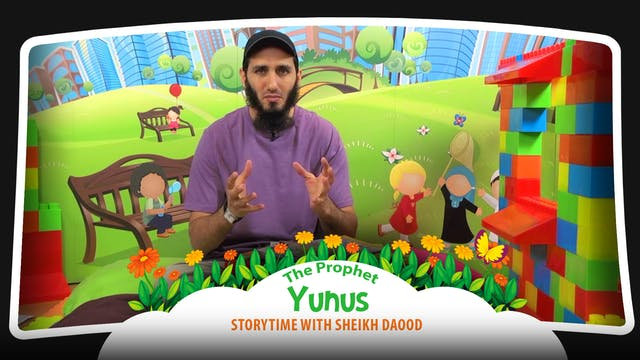The Prophet Yunus | Storytime with Sh...