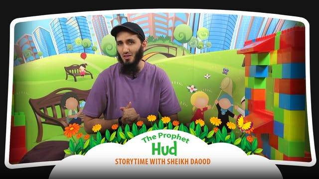 The Prophet Hud | Storytime with Shei...