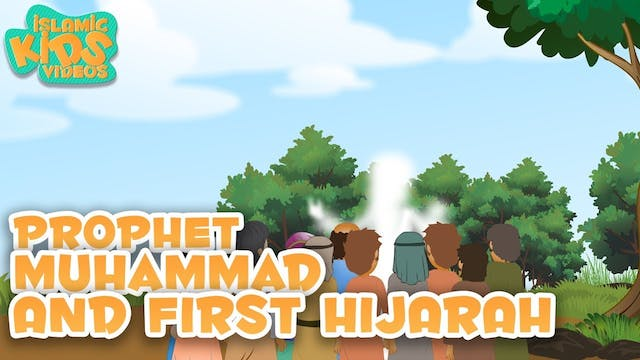 Prophet Muhammad & First Hijrah - Part 3