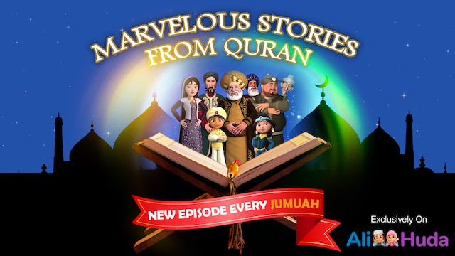 Marvelous Stories from Quran