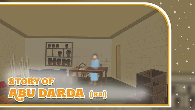 Story of Abu Darda (RA)