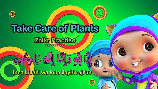 Take Care of Plants