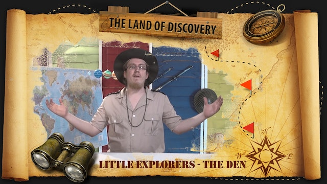 The Land of Discovery
