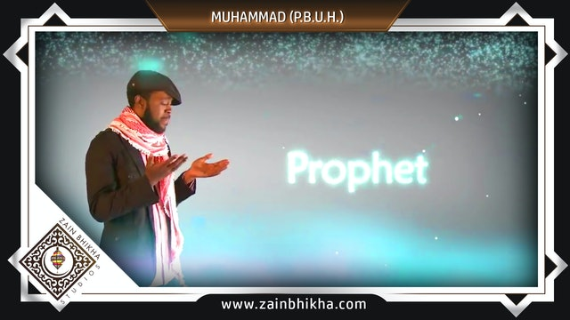 Muhammad (P.B.U.H.)