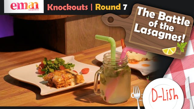 Knockouts | Round 7 | The Battle of t...