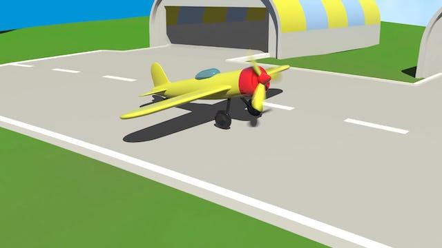 Aeroplane >> Number 4
