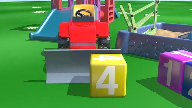 Bulldozer >> Number 4