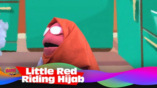 Little Red Riding Hijab