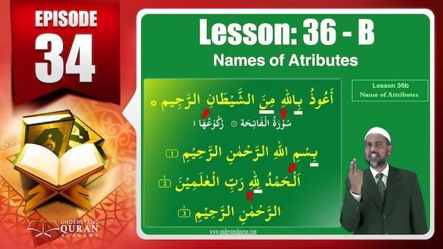 Lesson 36b- English Short course 2-Un...