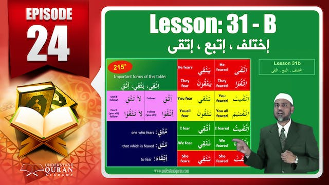 Lesson 31b- English Short course 2-Un...