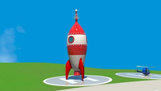 Sky Rocket >> Number 9