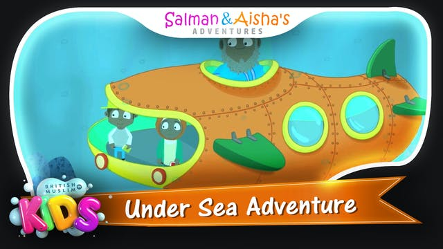 Under Sea Adventure