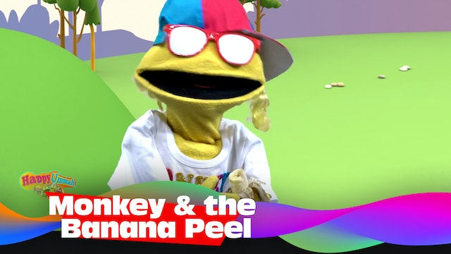 Monkey & The Banana Peel