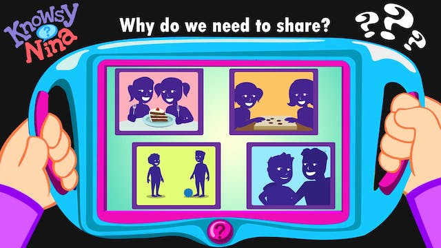 Why do we need to share?