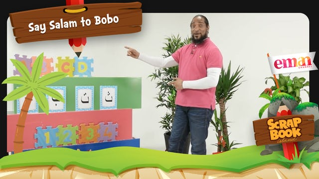 Say Salam to Bobo