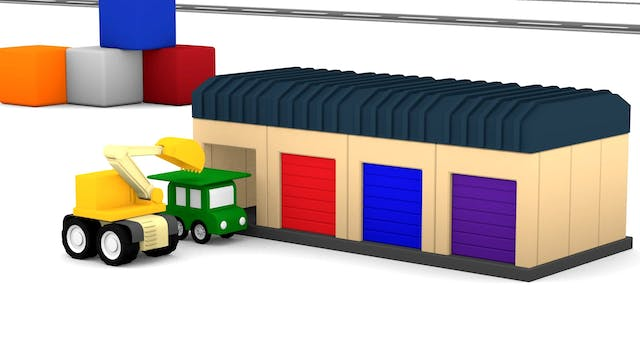 Garage for Cars