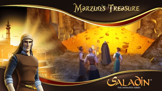 Marzuq's Treasure