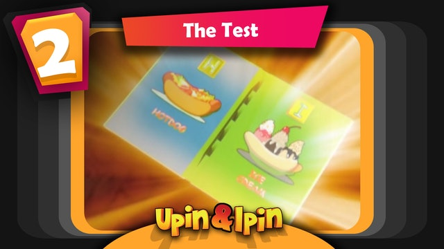 Upin & Ipin - The Test