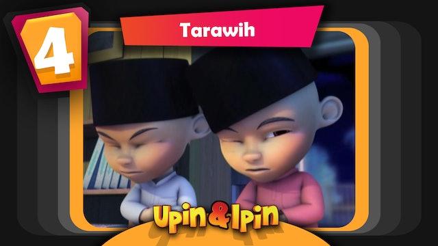 Upin & Ipin - Tarawih