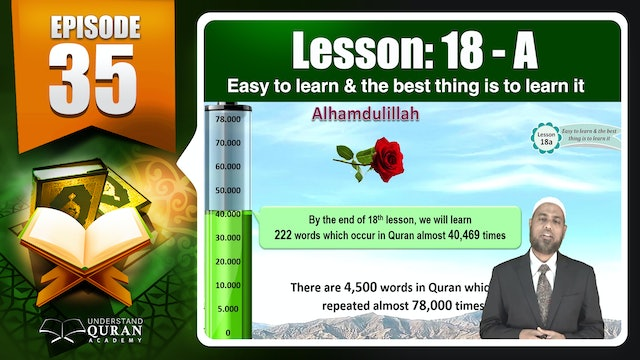 Understand-Quran_Lesson-18-A