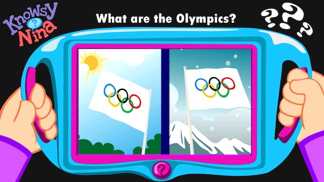 What are the Olympics?