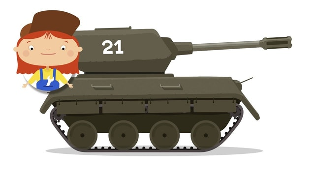 Tank's New Transformation
