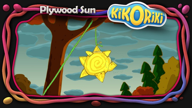 Plywood Sun