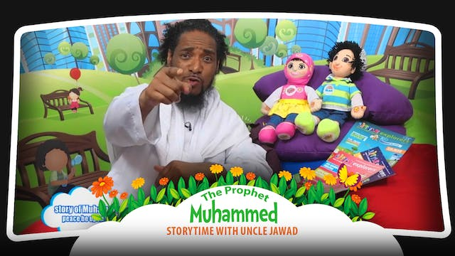 The Prophet Muhammed | Storytime with...