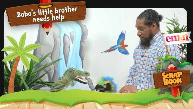 Bobo's little brother needs help