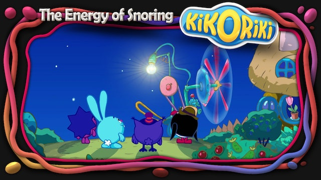 The Energy of Snoring