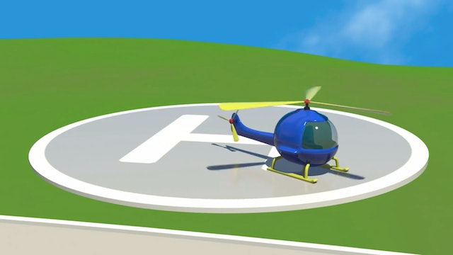 Small Helicopter >> Number 5
