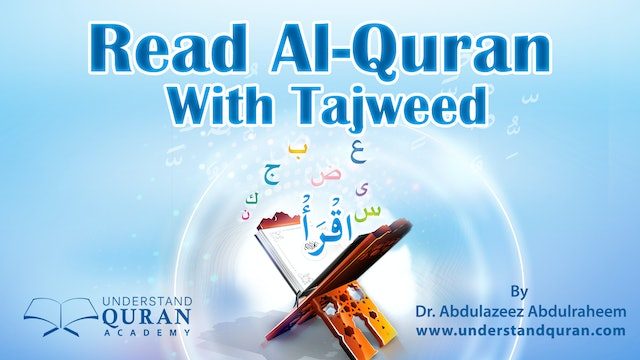 Read Quran with Tajweed - Tajwid