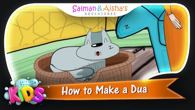 How to Make a Dua