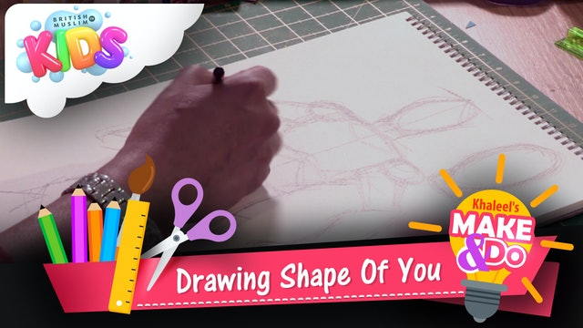 Drawing Shape Of You