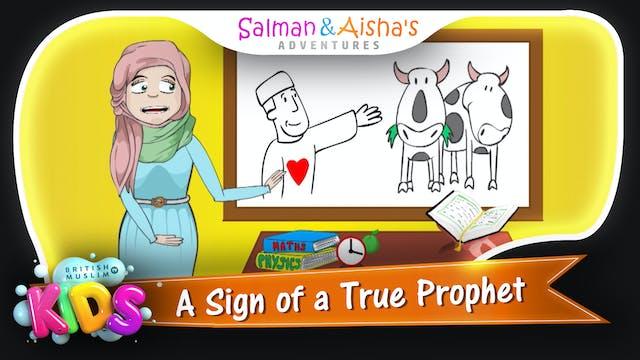 A Sign of a True Prophet