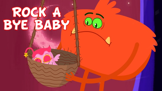 Rock A Bye Baby | Lullaby For Kids