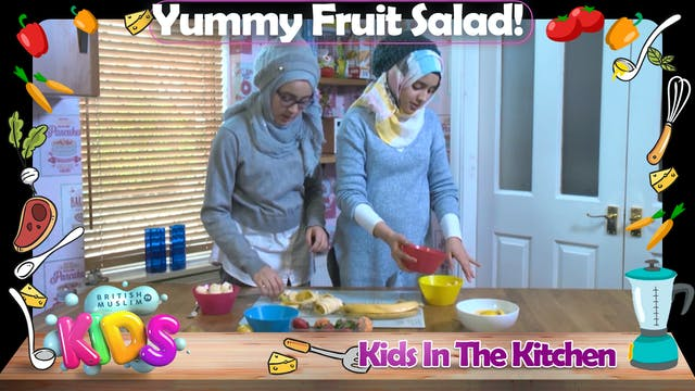 Yummy Fruit Salad!