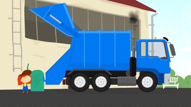 Truck Transformer